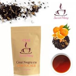 Ceai Negru cu Portocale