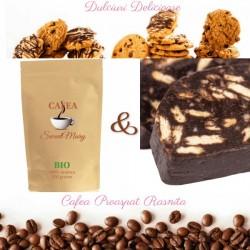 Cafea cu Bio si Salam de Biscuiti