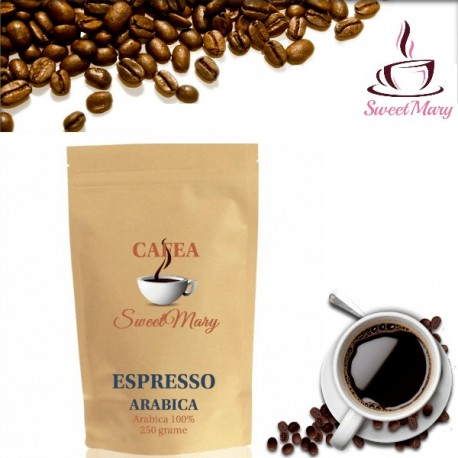 Cafea Espresso Arabica Proaspat Rasnita
