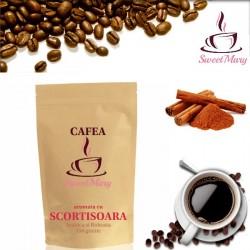 Cafea cu Scortisoara Proaspat Rasnita
