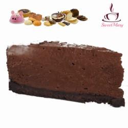 Tort de Casa cu Mousse de Ciocolata